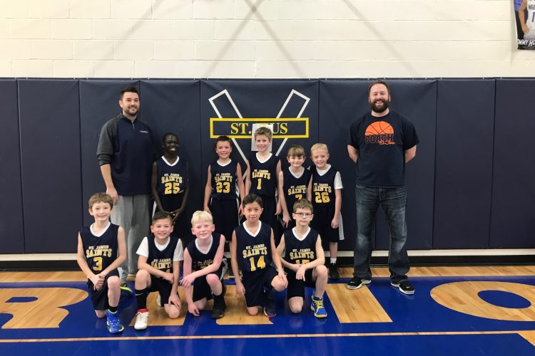 3rd boys basketball
