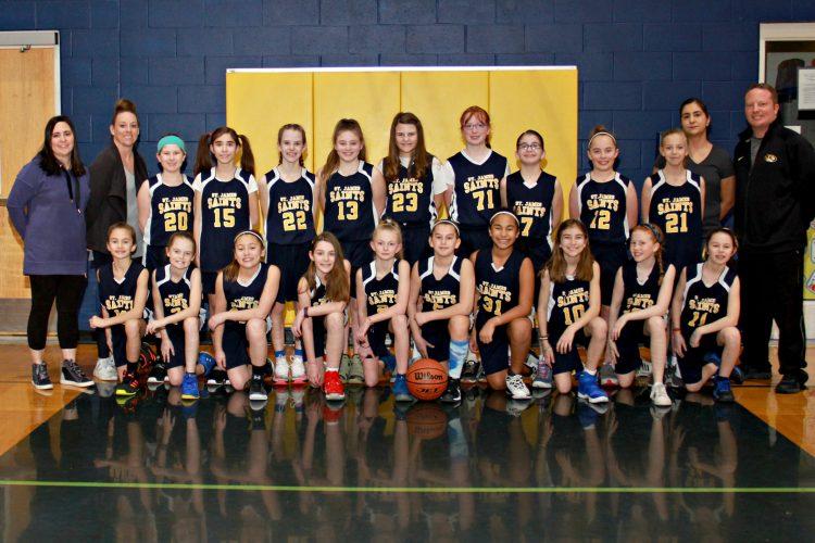 5thgirls basketball